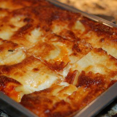 Absolute Best Ever Lasagna
