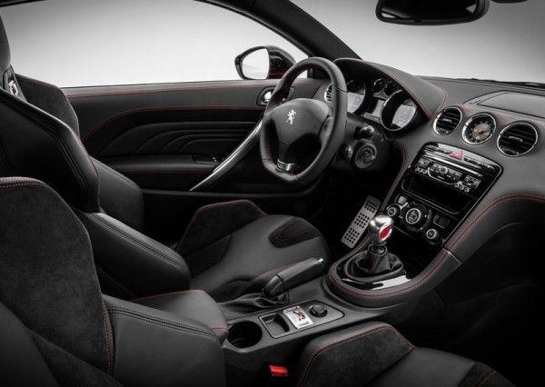 2014 Peugeot RCZ R Luxury Interior 600x426 2014 Peugeot RCZ R Review Details