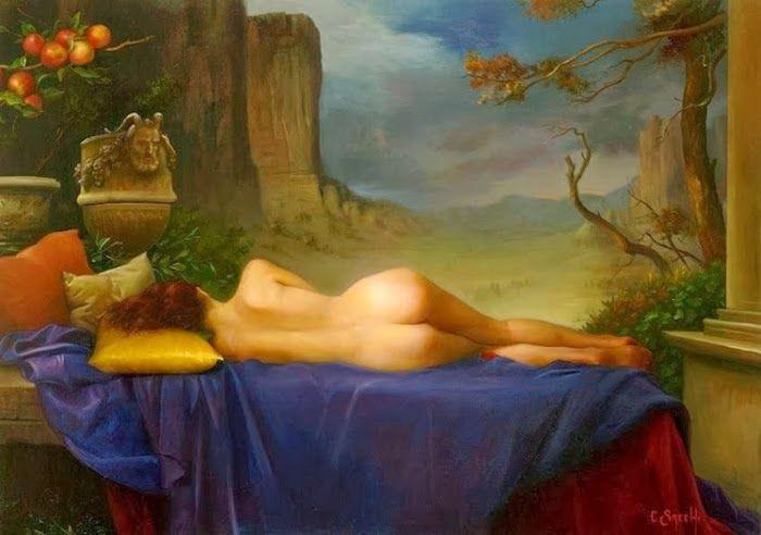 Claudio Sacchi, 1953  realism
