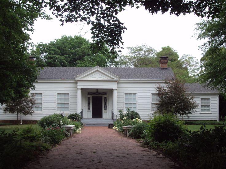 """Headquarters House"", Fayetteville, Arkansas House"