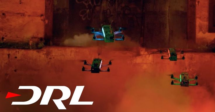 We are just a few days away from the start of the 2nd season of the Drone Racing League, which will air on ESPN and ESPN 2 starting on ...