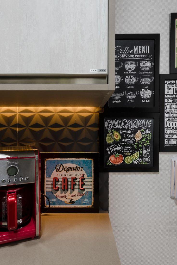 Detalhe cozinha por Vinicius Ferrari
