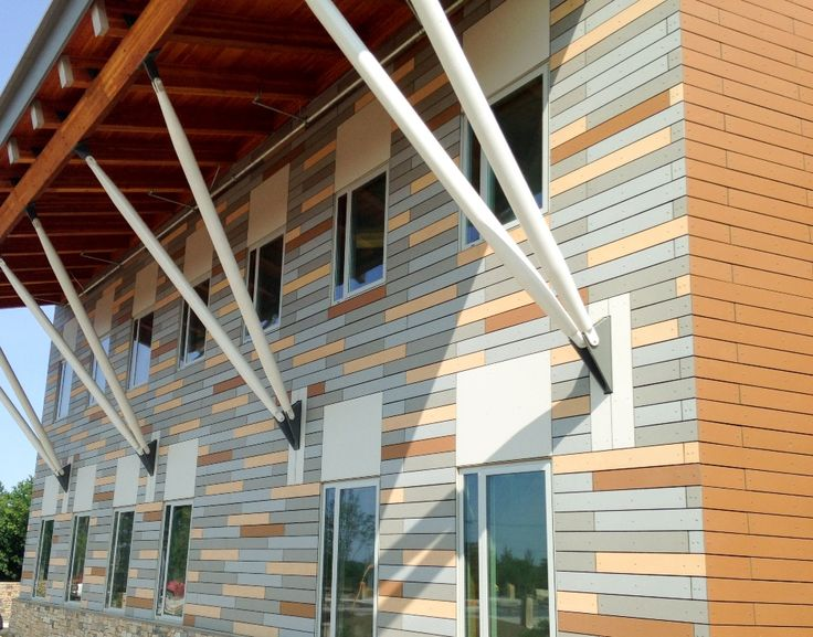 Dsi Architectural Products Ventilated Rain Screen