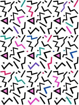 80s pattern - Google 検索