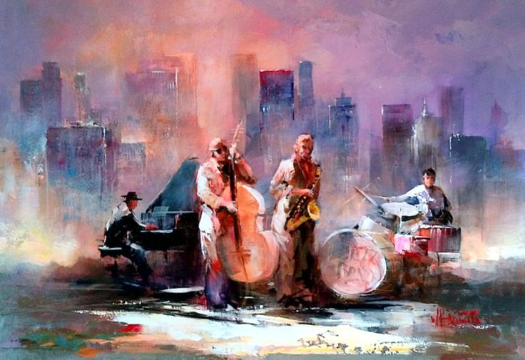 Willem Haenraets. Jazz.