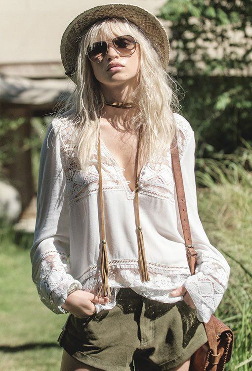 » boho fashion » bohemian style » gypsy soul » festival » living free » elements of bohemia » wanderer » love of fringe » bohemian dresses + skirts » free spirit » boho chic »