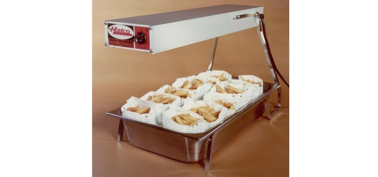 This Glo-Ray Portable Foodwarmer certainly looks different today!