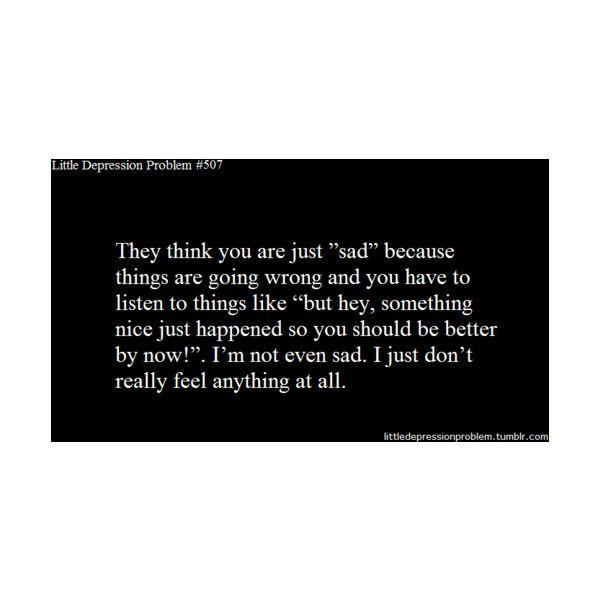 Sad Quotes About Depression: Best 25+ Depression Problems Ideas On Pinterest