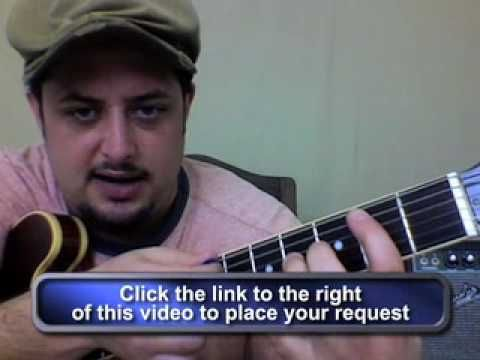 easy songs beginner guitar lesson how to play simple songs - YouTube