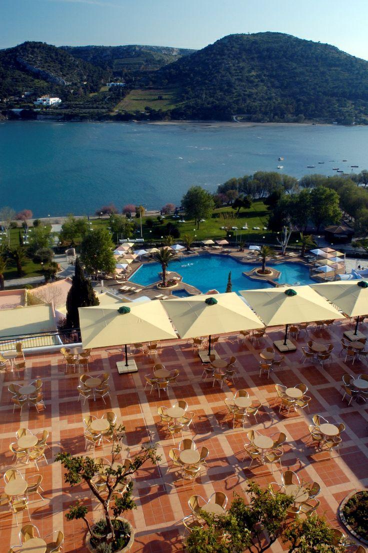Aquis Mare Nostrum Hotel Thalasso #attica #greece #