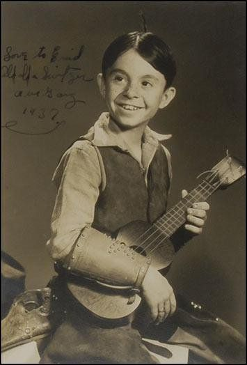 Carl Switzer, Our Gang