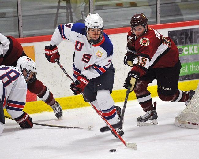 U.S. Announces World Junior Selection Camp Roster - http://thehockeywriters.com/u-s-announces-world-junior-selection-camp-roster/