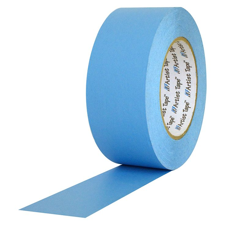 Artist Tape Blue