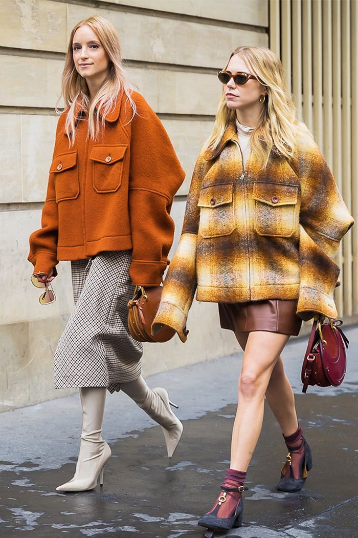 Need some inspiration for dressing up through the change from fall to winter? Try these outfits.