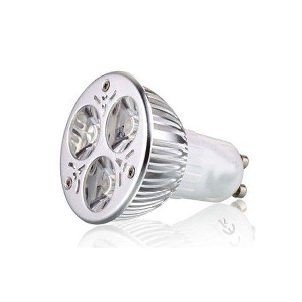 LED bodová žiarovka - KLASIK - GU10, 9W, teplá biela - Vám zabezpečí veľkú úsporu elektrickej energie oproti klasickým žiarovkám