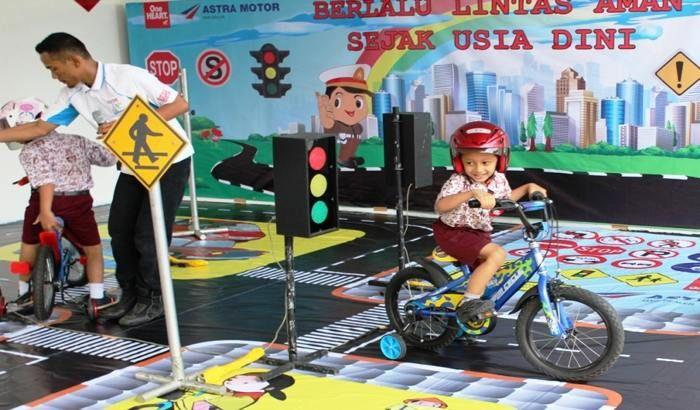 ASTRA Safety Riding Center Tawaran Baru Wisata Jogja