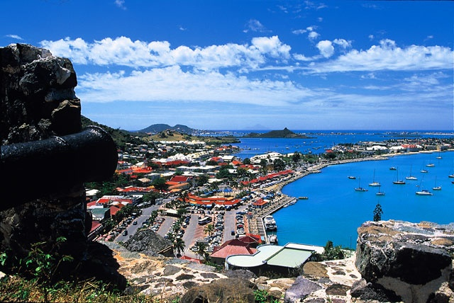 St. Maarten, Dutch West Indies.... Loved being there and did not want to leave after 10 days :(