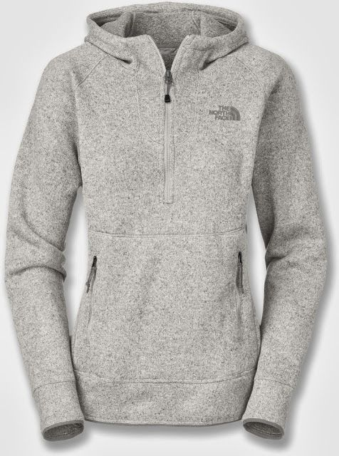 North face crescent sunshine hoodie