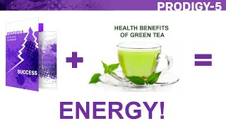 FGXpress Products: Green Tea Energy of ForeverGreen Prodigy-5