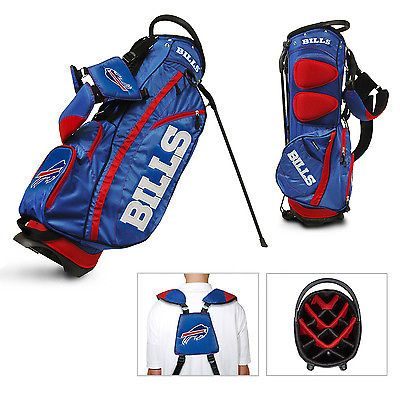 Divot Tools 108166: Team Golf Nfl Buffalo Bills - Fairway Stand Bag -> BUY IT NOW ONLY: $161.49 on eBay!