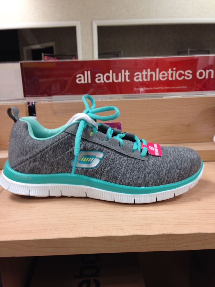 I love these! I saw them at Sears today and had to pin them. Sketchers, memory foam souls. I really want these