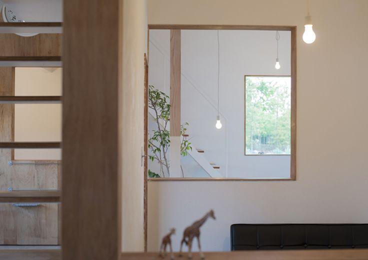 House in Fukushima, Japan, by Takuya Tsuchida | #hometour #japanese #architecture #house