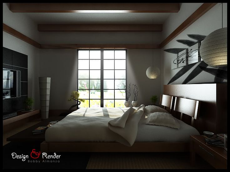 25 best ideas about Japanese inspired bedroom on Pinterest