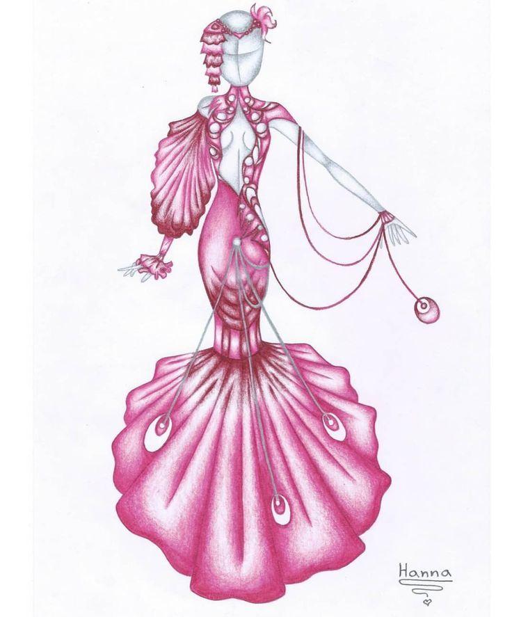 Eine Modezeichnung von mir. 🤩 Ohne Gesicht, Haaren… 🤗 Einfach nur ein Mannequin. 💋 #zeichnung #drawing #draw #zeichnen #mode #modeillustration #fashion #fashionillustration #modedesign #fashiondesign #pink #violett #noface #dress #hautecouture #extravagant #polychromos #schick #nähen #entwerfen #entwurf #kleider #kleid #dresses #styling #schönheit #modebewusst #willhaben 👗💙 – Fernanda Esteves – #Draw #drawing #Dress #dresses #Ein #eine #einfach #entwerfen #entwurf #Esteves #extravagant #fashi – Picterest
