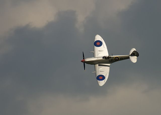 WW2 Spitfire RAF