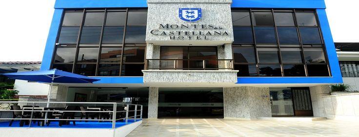 MONTES DE LA CASTELLANA HOTEL BOUTIQUE 3147474144 - 7331171 ARMENIA QUINDIO