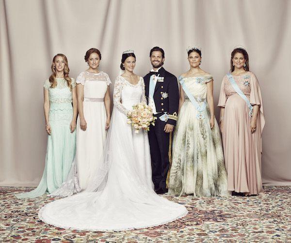 Hochzeit Prinz Carl-Philip von Schweden & Sofia