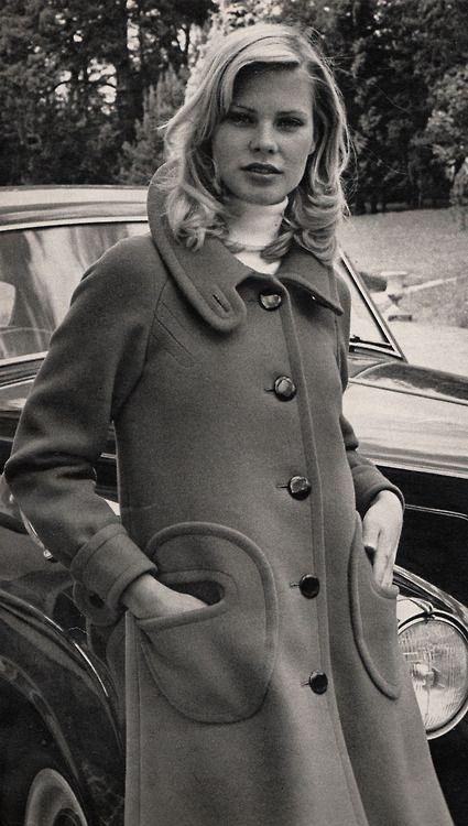 featherstonevintage: Pierre Cardin, Jours de France - Automne 1972