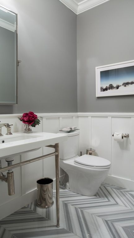Pin By Brittany Mcqueen On Id 135 Floors Grey Bathroom