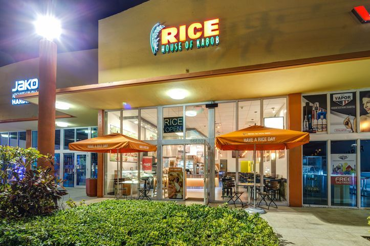 Rice House of Kabob-North Miami Locationi