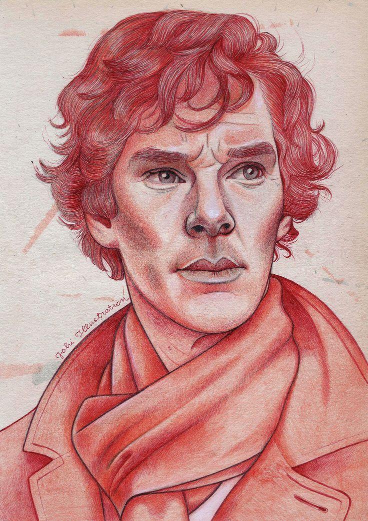 Benedict Cumberbatch. Sherlock Holmes