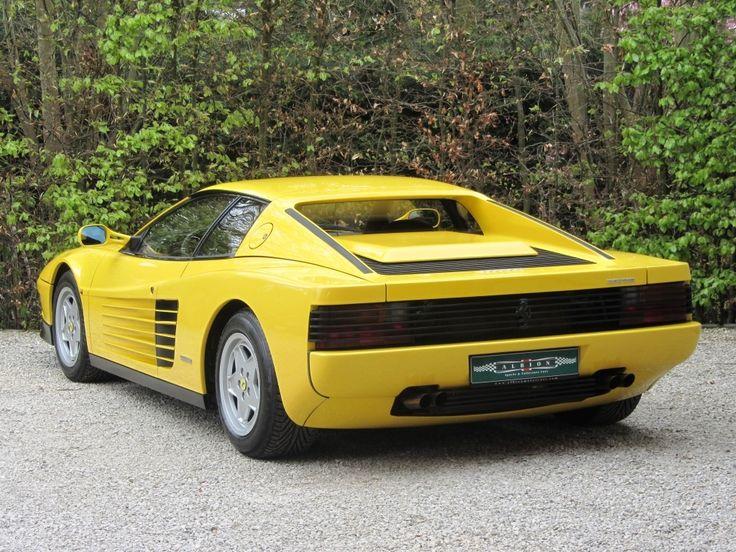 100 Selling Ferrari Testarossa We Buy 1986 Ferrari