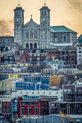 My City ..St.John's newfoundland