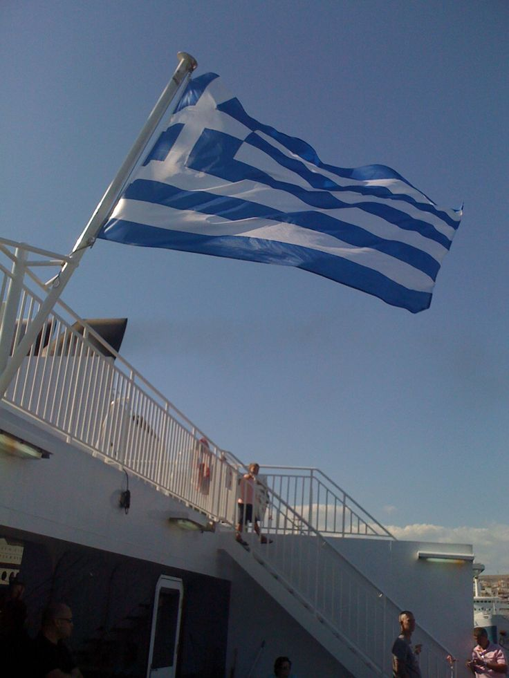 Why stay in #Greece?