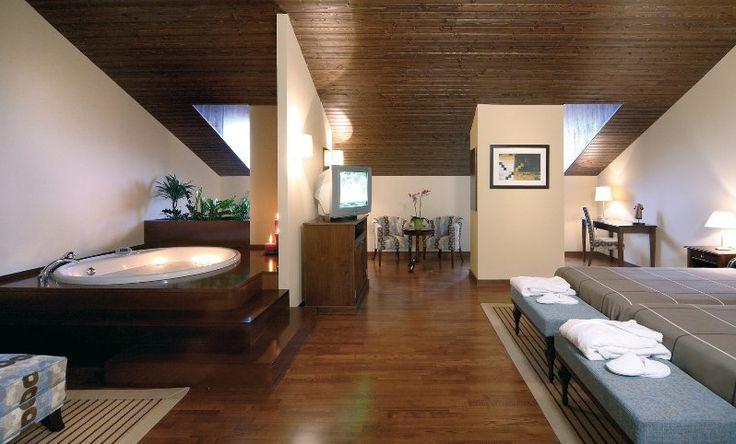 Hoteles para una escapada romántica con spa