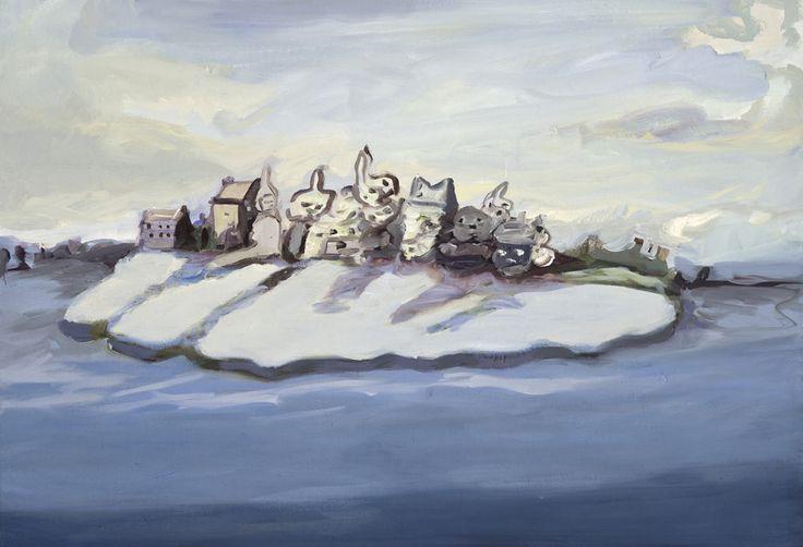 Island - Janet Werner - Parisian Laundry