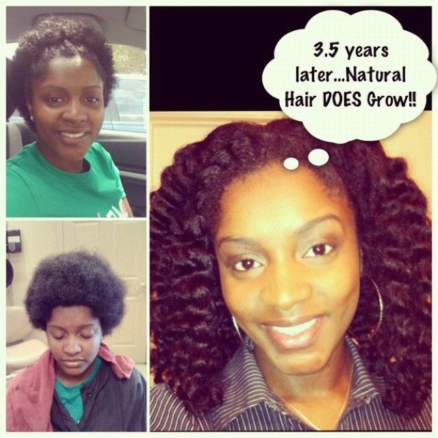 C A Natural Hair Care