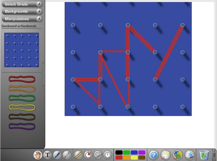 Great for SmartboardVirtual Math, Ideas, Virtual Classroom, Math Tools, Math Manipulation, Grade K 8, Smart Boards, 25 Virtual Manipulation, Smartboard Math