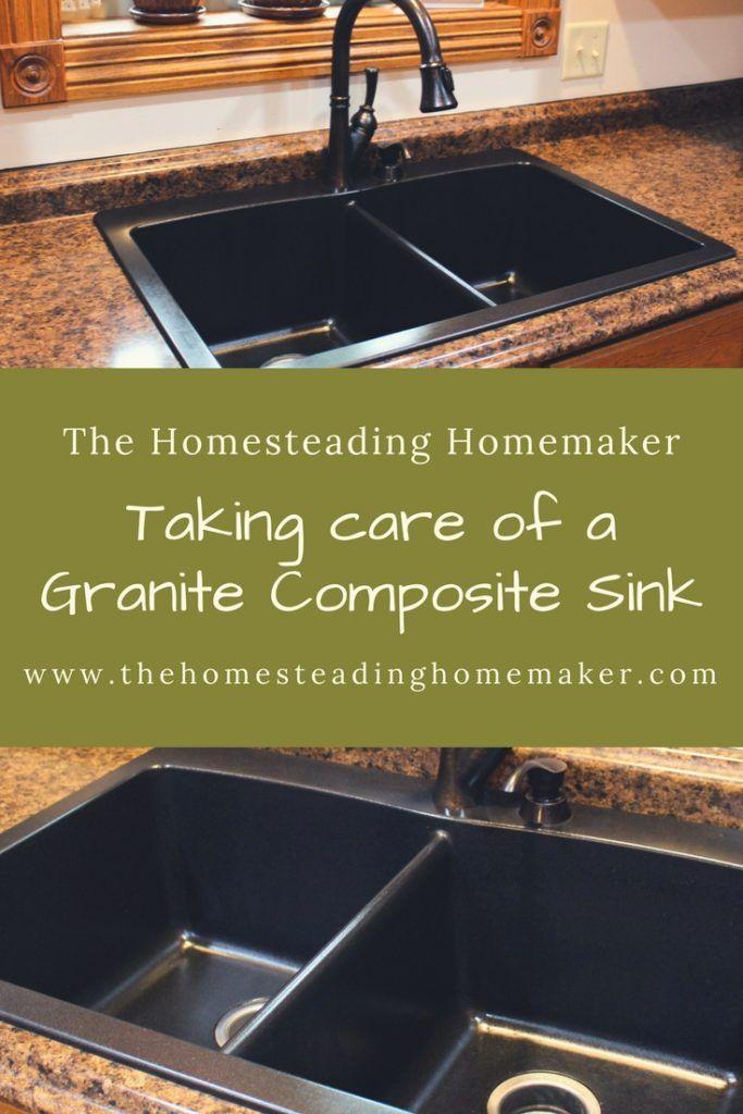 Taking Care Of A Granite Composite Sink Granite Composite Sinks