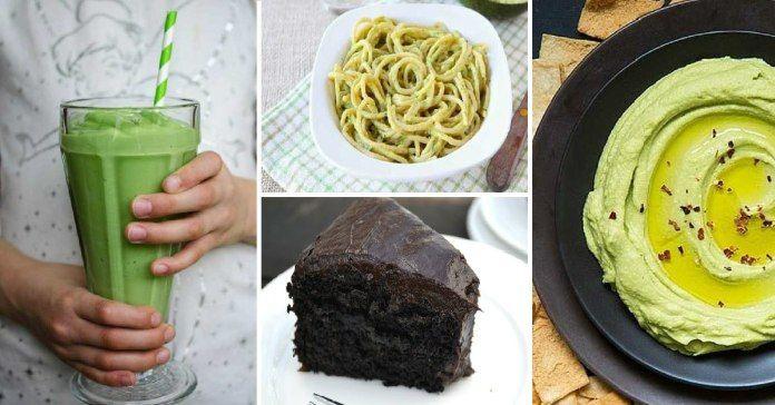 10 nejoblíbenějších receptů s avokádem