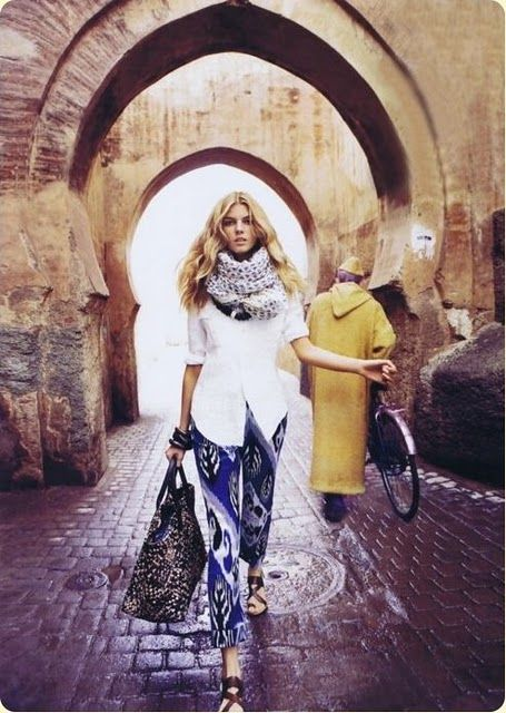 Habitually Chic®: Marrakech Moment