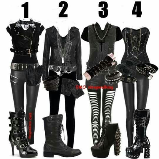 17 best images about goth clothes and accessories on pinterest