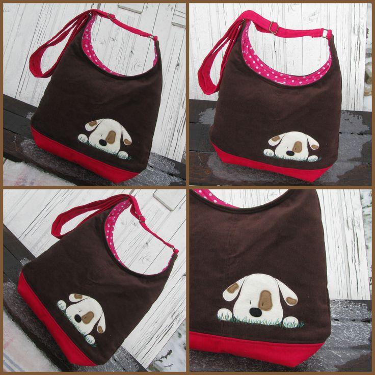 little dog from patonaifabian design