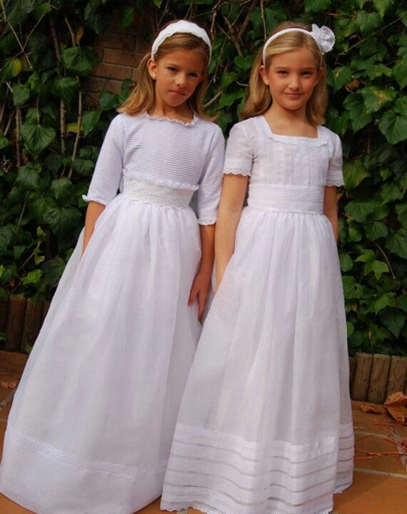 Potential Baptism Dress--I especially like the one on the right