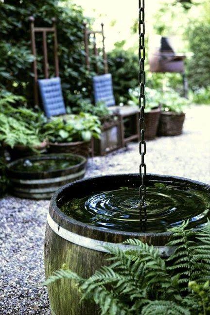 Creative And Beautiful DIY Rain Chains