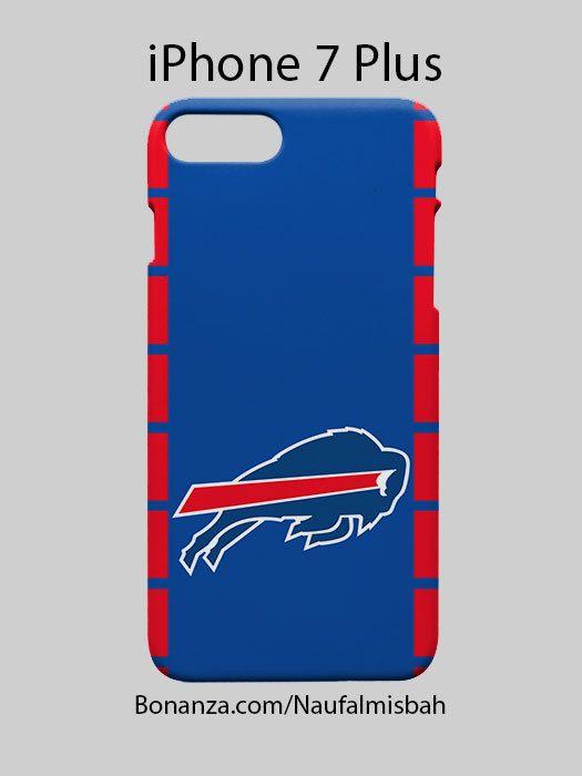 Buffalo Bills iPhone 7 PLUS Case Cover Wrap Around